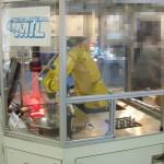 多軸ロボットを利用した検査ステージ